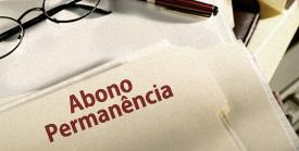 ABONO DE PERMANENCIA